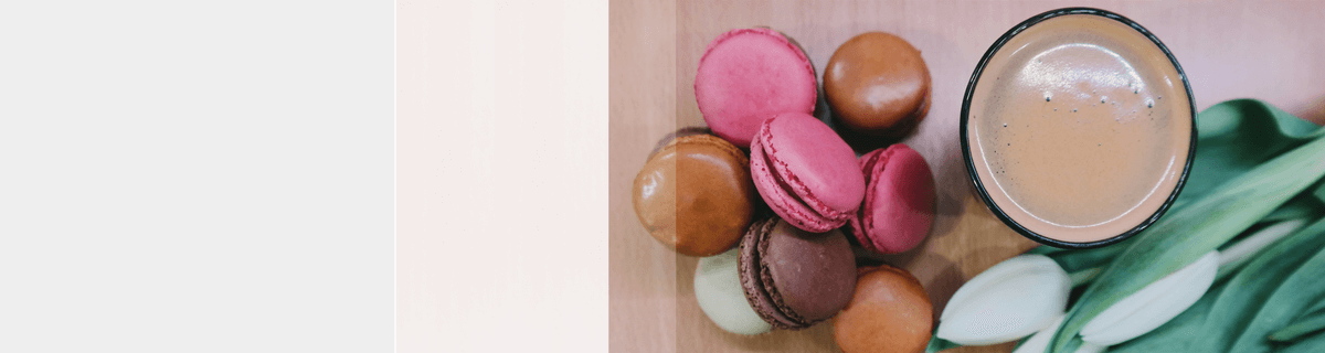 coffee cart macarons catering Melbourne