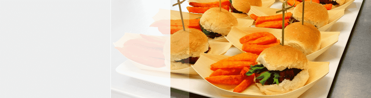 mini sliders party catering Melbourne
