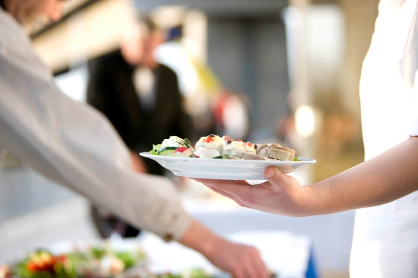 corporate catering services party food melbourne image
