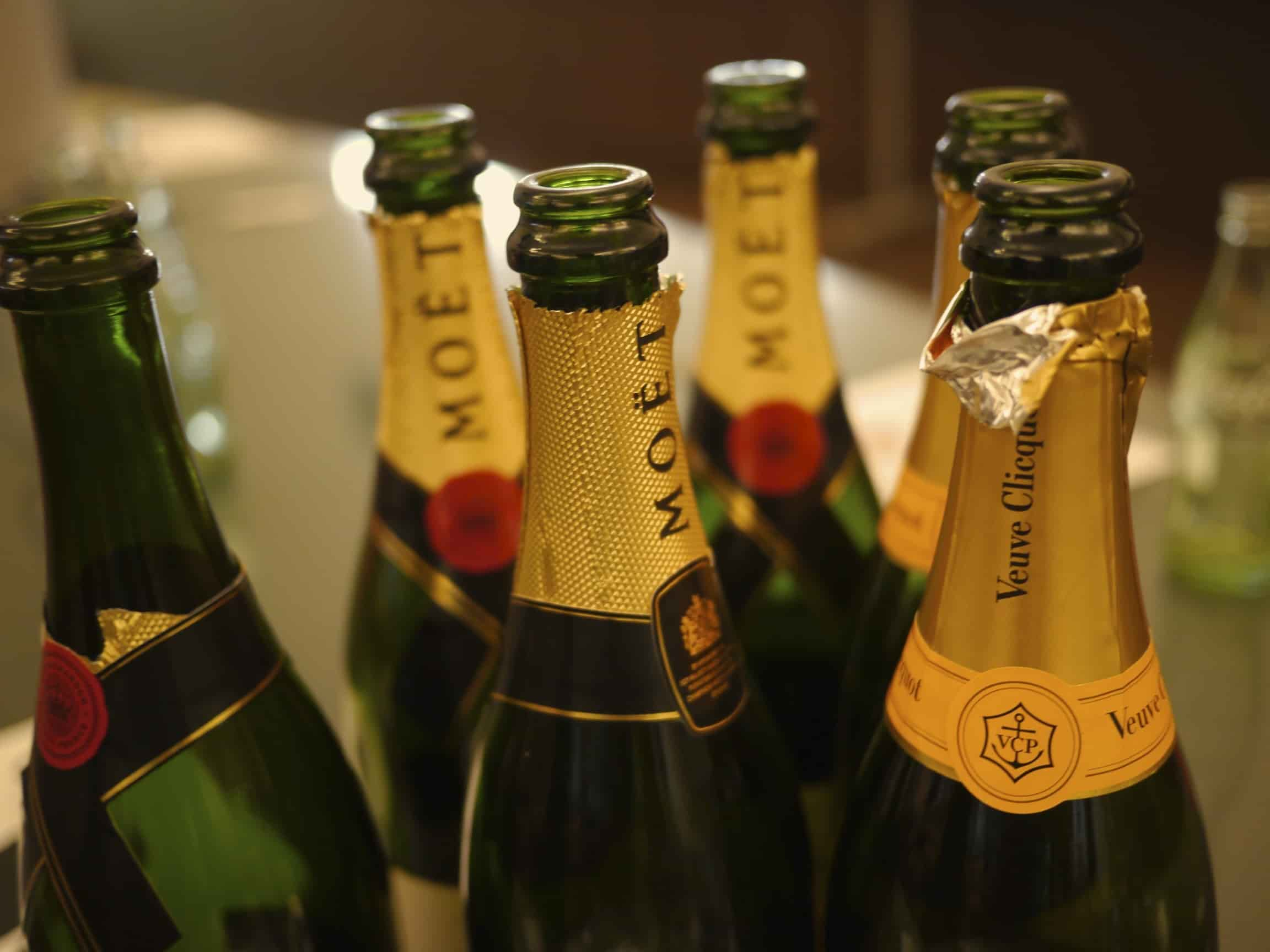 Moet Chandon experienced catering Party Food Melbourne image