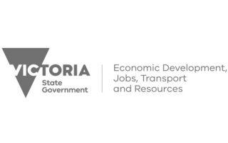 DEDJTR Victorian government client logo
