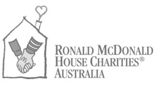 ronald mcdonald house Logo corporate catering client