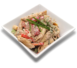 Tuna Pasta Salad Fresh Catering Selections image