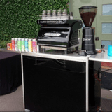Vintage Coffee Cart Melbourne Weddings Events Launches