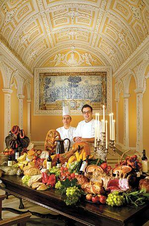 antipasto buffet food station image