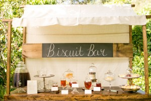 modern food station Biscuit-Bar image