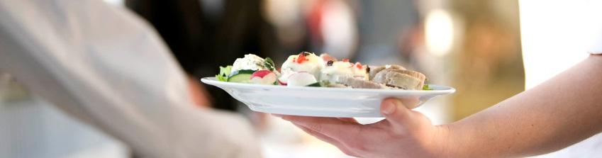 full service catering menus Melbourne image